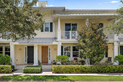 Townhouse Sold: 1454 S Jeaga Drive
