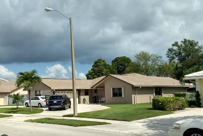 Boca Raton Single Family Home For Sale: 441 NW 53rd Street