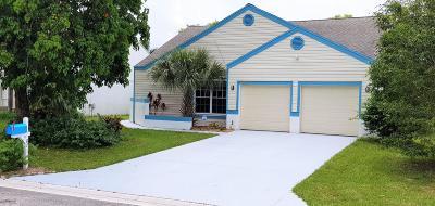 Boynton Beach Single Family Home For Sale: 8711 Indian River Run