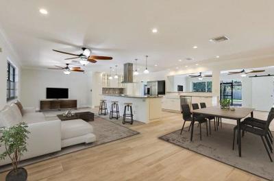 Jupiter Single Family Home For Sale: 19946 Riverside Drive