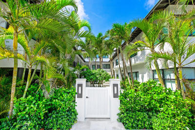 Palm Beach Condo For Sale: 122 Peruvian Avenue #4
