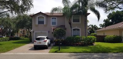 Coral Springs Single Family Home For Sale: 4004 NW 61st Terrace