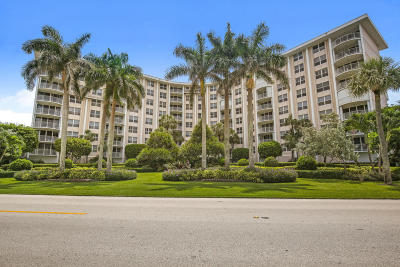 Harbour House Condo For Sale: 2295 S Ocean Boulevard #612