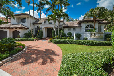 Boca Raton Single Family Home For Sale: 3264 NW 65th Street