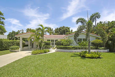 Delray Beach Single Family Home For Sale: 103 NE 12th Street