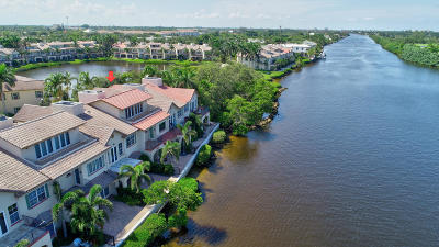 Delray Beach Townhouse For Sale: 1491 Estuary Trail