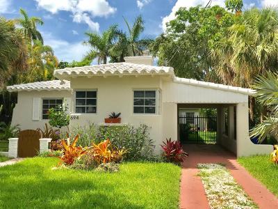 Miami Single Family Home For Sale: 694 NE 88th Street