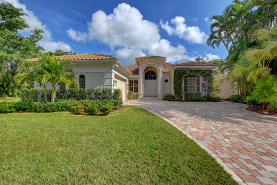 Delray Beach Single Family Home For Sale: 16203 Bristol Pointe Drive