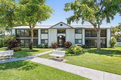 Delray Beach Condo For Sale: 15457 Lakes Of Delray Boulevard #201