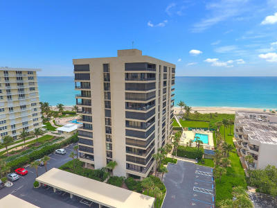 Juno Beach Condo For Sale: 450 Ocean Drive #1101