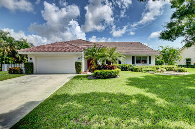 Delray Beach Single Family Home For Sale: 2951 San Remo Way