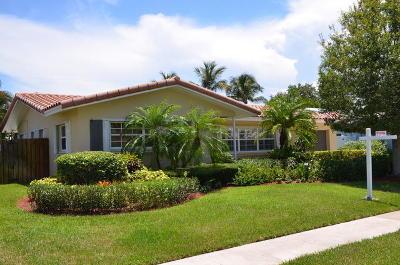 Boca Raton Single Family Home For Sale: 1120 SW 12th Street