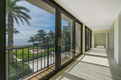 Ocean Ridge Condo For Sale: 6885 Ocean Boulevard #2010