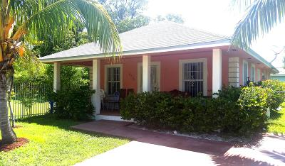 Miami Single Family Home Contingent: 6317 NW 1st Place