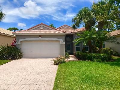 Jensen Beach Single Family Home For Sale: 3766 NW Deer Oak Drive
