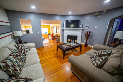 Lake Worth Single Family Home For Sale: 517 C Street