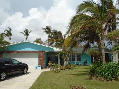Fort Pierce Single Family Home For Sale: 1610 Bahia Drive