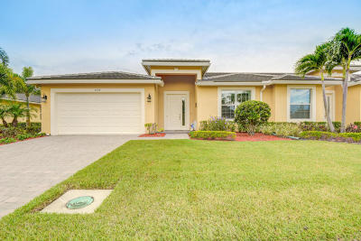 Port Saint Lucie FL Single Family Home For Sale: $269,999