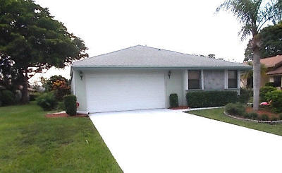 Delray Beach Single Family Home For Sale: 1417 NW 26th Avenue