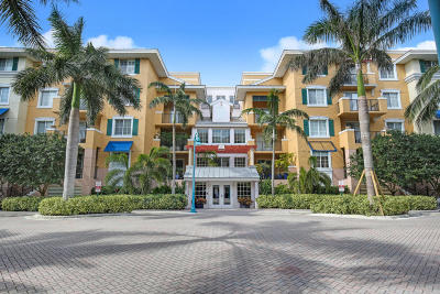 Delray Beach Condo For Sale: 250 NE 3rd Avenue #203