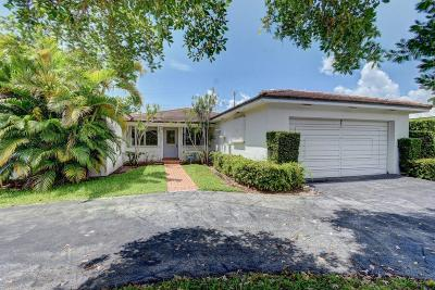 West Palm Beach Single Family Home For Sale: 118 S Worth Court