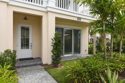 Palm Beach Gardens Townhouse For Sale: 7073 Edison Place