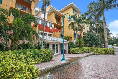Delray Beach Condo For Sale: 250 NE 3rd Avenue #217