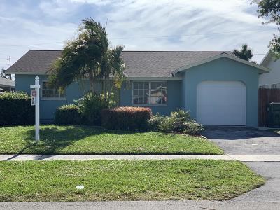 Boca Raton Single Family Home For Sale: 508 NW 54 Street
