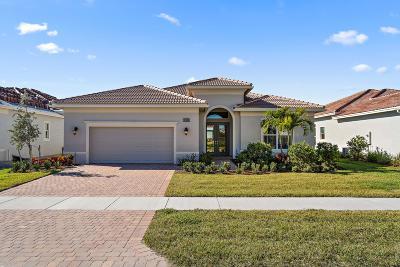 Port Saint Lucie Single Family Home For Sale: 21858 SW Tivolo Way