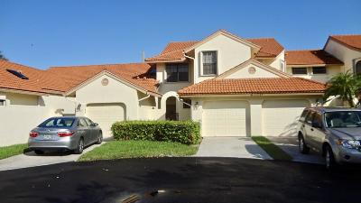 Boynton Beach Rental For Rent: 8320 Waterline Drive #103