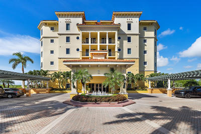 Jupiter Yacht Club Condo For Sale: 340 S Us Highway 1 #201