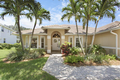 Jupiter Single Family Home Contingent: 612 Scrubjay Drive