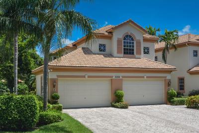 Boca Raton Condo For Sale: 6205 Island Walk #C