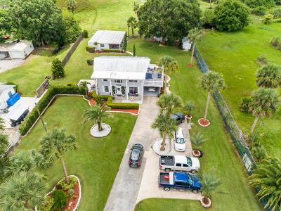Okeechobee Single Family Home For Sale: 2908 State Road 710