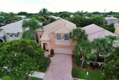 West Palm Beach Single Family Home For Sale: 2071 Chagall Circle