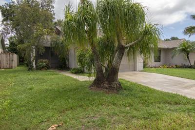 Stuart Single Family Home For Sale: 109 SE Taho Terrace