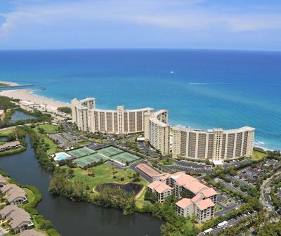 Jupiter Condo For Sale: 200 Ocean Trail Way #206