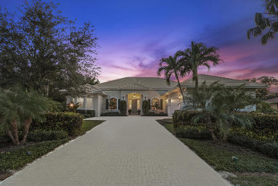 Boynton Beach Single Family Home For Sale: 4398 Pine Tree Drive