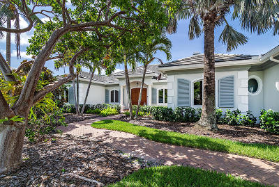 West Palm Beach Single Family Home For Sale: 200 Potter Road