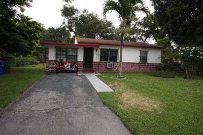 Fort Lauderdale Single Family Home For Sale: 1541 SW 32nd Court