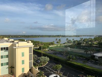 Palm Beach Condo For Sale: 2730 S Ocean Boulevard #501