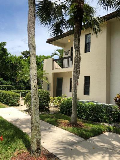 Boca Raton Condo For Sale: 8334 Cypress Lane #1b