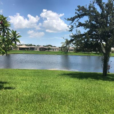 Boca Raton Single Family Home For Sale: 9111 Fairbanks Lane #1