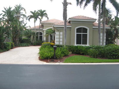 Delray Beach Single Family Home For Sale: 7760 Villa D Este Way