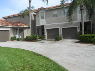 Boca Raton Townhouse For Sale: 20970 Via Jasmine #2