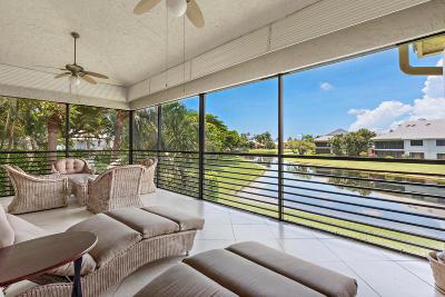 Boca Raton Condo For Sale: 17540 Ashbourne Lane #B