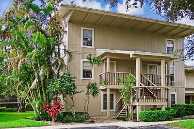 Tequesta Condo For Sale: 18450 SE Wood Haven Lane #St. Andr