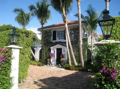 Palm Beach FL Single Family Home Contingent: $4,950,000
