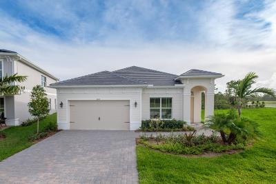 Stuart Single Family Home For Sale: 4823 SW Millbrook Lane