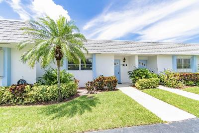 West Palm Beach FL Single Family Home For Sale: $109,900
